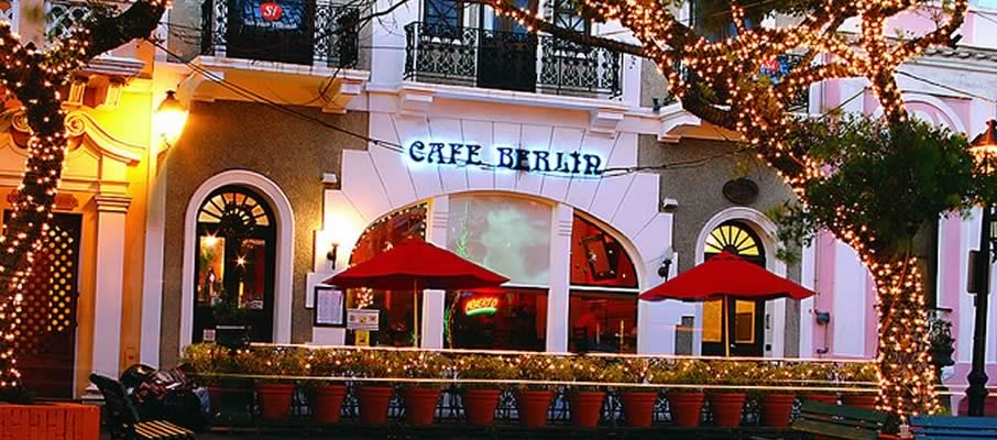 Welcome To Cafe Berlin Puerto Rican Cuisine Vegetarian International Restaurant